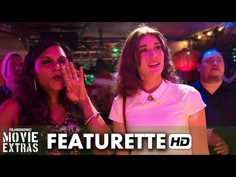 The Night Before (2015) Featurette - Women