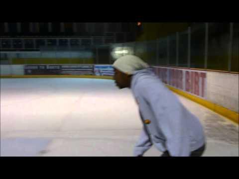 Forward Stride – How To Do The Forward Stride Ice Hockey Power Skating Tutorial