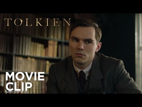 "Tolkien - ""Philology Department"" Clip?>"