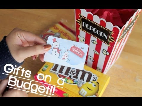 Diy on a budget holiday gift ideas trusper for Christmas present ideas on a budget