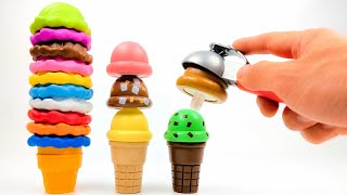 Video Fun Learning Colors Ice Cream Counter Toy Melissa & Doug Kids Playset Plus Lego Duplo Blocks MP3, 3GP, MP4, WEBM, AVI, FLV Juni 2019
