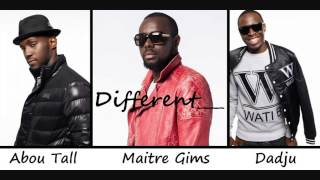 Maitre Gims Feat. The Shin Sekai - J'suis different