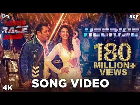 Heeriye Full Hd  Song Video - Race 3