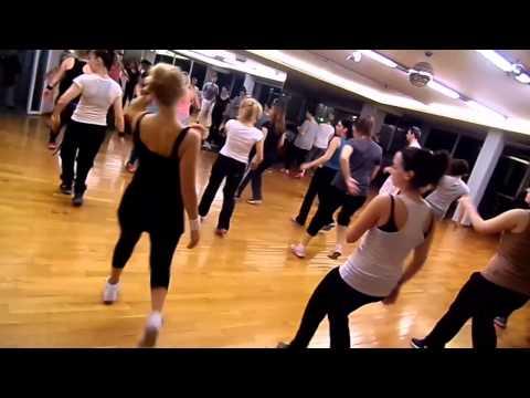 aerobic fun by:Lefteris Kallitsounakis.place:CITY GYM,made it:T.MOUR VIEW (видео)