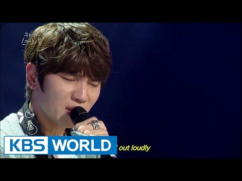 K.Will - I'm Not The Only One / Growing [Yu Huiyeol's Sketchbook] (видео)