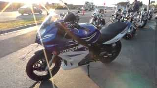 8. Used 2007 Suzuki GS500F Motorcycle For Sale