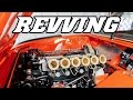 Ultimate engine revving sound comparison (4-5-6 cyl, flat-6, V6, V8, V10, V12, wankel)