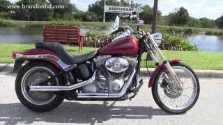 4. Used 2006 Harley Davidson FXST Softail Standard