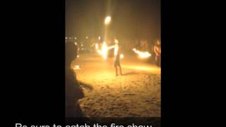 Sai Kaew Beach, Koh Samed, Thailand White Sand, Chill-out Bars And Fire Shows