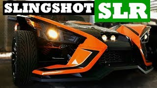 6. Polaris Slingshot SLR Review