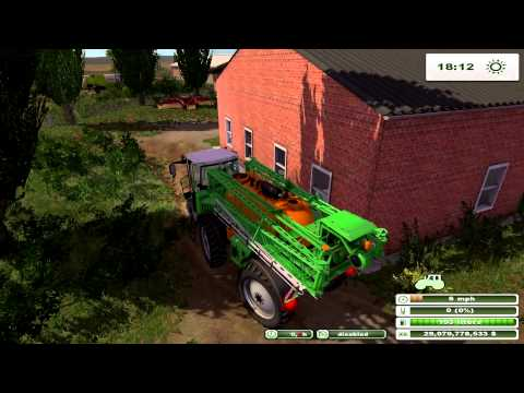 Farming Simulator 2013 the last one on this map pt13