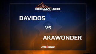 Davidos vs AKAWonder, game 1