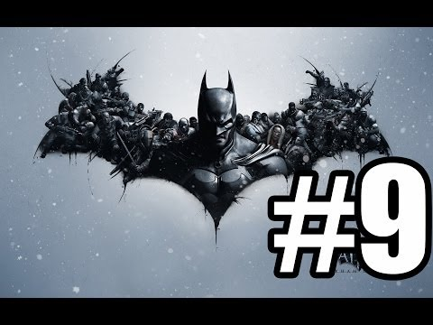 Прохождение Batman Arkham Origins Часть 9