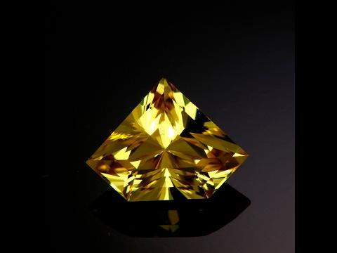 Heliodore or Golden beryl 5.70 Carats