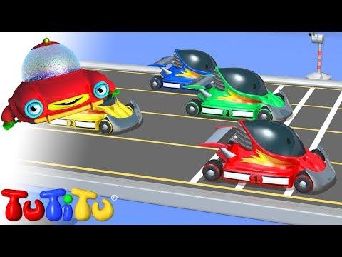 TuTiTu Race cars