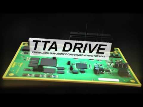 Skalierbare Plattform für Autonomes Fahren