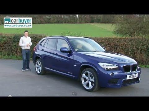 X1 - Full review: http://www.carbuyer.co.uk/reviews/bmw/x1/hatchback/review Thinking of downsizing from a large executive saloon car? Or do you just want a bit mo...