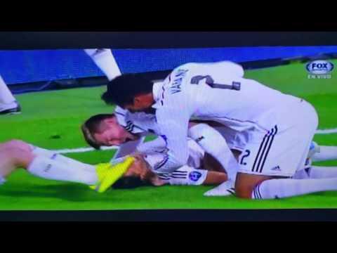 Gol del Chicharito - Real Madrid 1 - 0 Atlético de M.