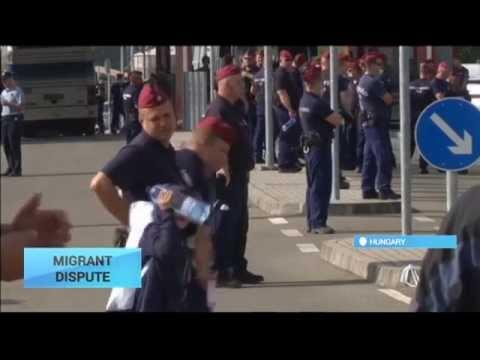Migrant Dispute: Hungary accuses Croatia of 'violation of sovereignity' amid migrant crisis