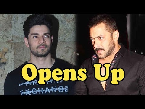 Sooraj Pancholi Opens Up On Salman Khan Supporting
