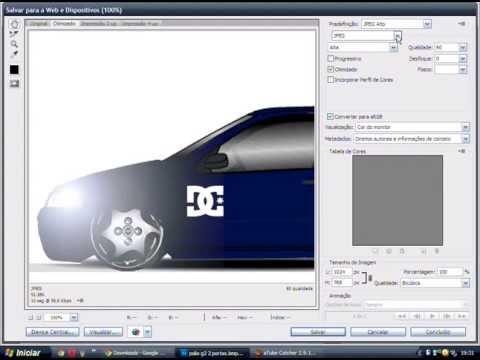 Crie seu carro - Como Fazer um Tuning Virtual usando o Photoshop