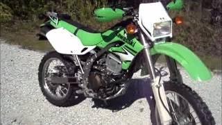 7. 2007 Kawasaki KLX 250S