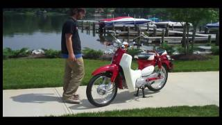 4. 2009 SYM Symba Scooter Review