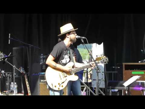 Jackie Greene w Jeff Chimenti – Animal  6-9-13 Mountain Jam, Hunter Mt, NY