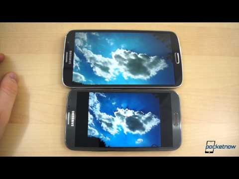 Samsung Galaxy Mega 6.3 vs Samsung Galaxy Note II