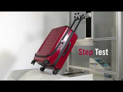 Victorinox Travel Gear Product Testing - Short Version
