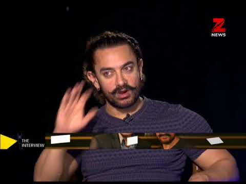 Watch: Exclusive conversation with Bollywood's Mr. Perfectionist Aamir Khan