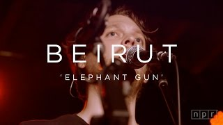 Beirut: Elephant Gun | NPR MUSIC FRONT ROW