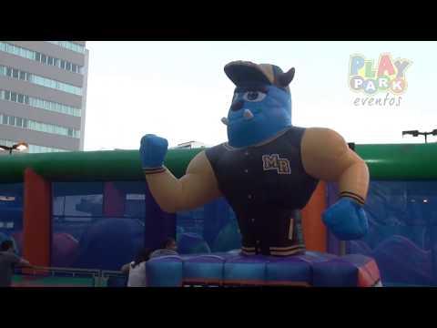 Kinoplex - Monster Race - Independência Shopping - Juiz de Fora/MG