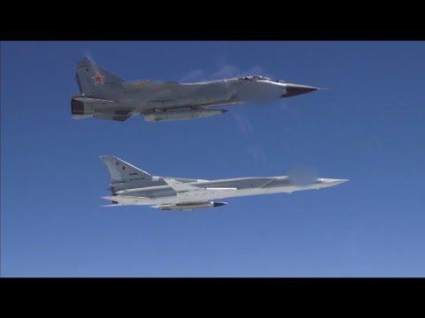 Минобороны РФ провело испытания «Кинжала» на казанском бомбардировщике - DomaVideo.Ru