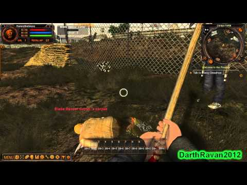 Fallen Earth – Gameplay Footage 01