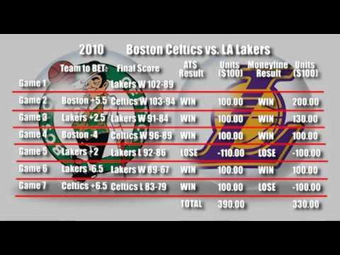 NBA Zig Zag Theory   Discover A Winning Betting System