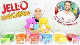 Video JELLO CHALLENGE - Ft. Carl is Cooking MP3, 3GP, MP4, WEBM, AVI, FLV Mei 2017