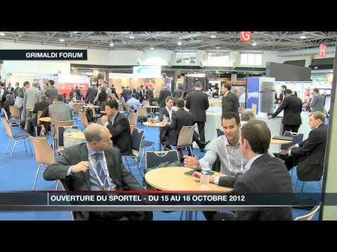 Grimaldi Forum : ouverture du Sportel