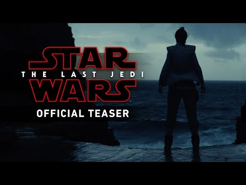 Star Wars: The Last Jedi Official Teaser HD