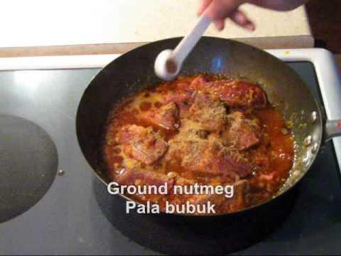 Resep Rendang - Beef Rendang