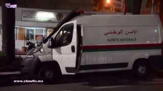 شفار سينغالي حصلوه البوليس فالدار البيضاء