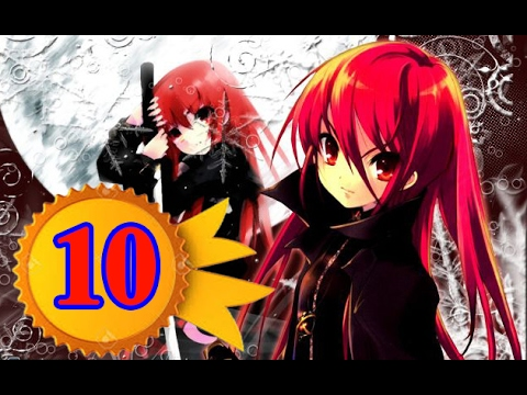 Shakugan no Shana Episode 10 English Dub