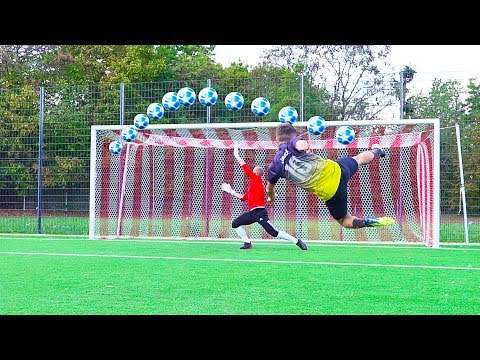 FIFA 19 Skills in REAL-LIFE! Skill Challenge - Thời lượng: 9 phút, 46 giây.
