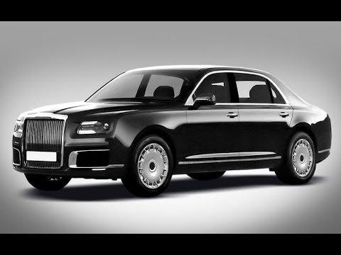 Новый автомобиль ЛиАЗ «Аурус»