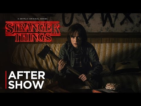 Stranger Things After Show   Chapter Two: The Weirdo on Maple Street   Netflix