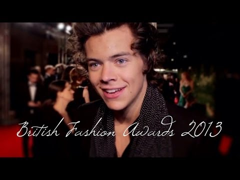 style - We caught up with Harry Styles on the red carpet at The British Fashion Awards 2013. Find out what he thought about being nominated. Check back for more BFA ...