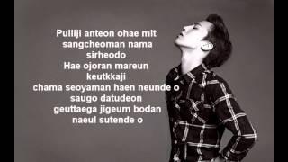 Video G-Dragon - Missing You Lyrics MP3, 3GP, MP4, WEBM, AVI, FLV Juni 2018