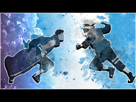 Kakashi Vs Obito - Hollywood Undead (Nightcore) - Sell Your Soul [AMV]