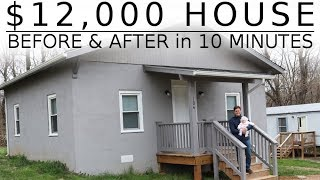 Video $12,000 HOUSE - One Man Renovation MP3, 3GP, MP4, WEBM, AVI, FLV Juli 2019
