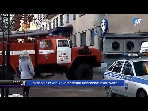 В результате пожара в одном из многоквартирных домов погибла женщина